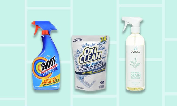 Top 10 Best Laundry Stain Removers Reviews