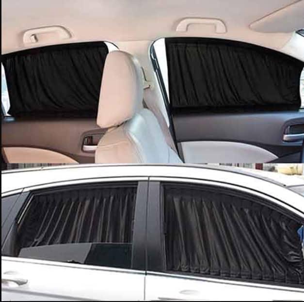 Top 10 Best Car Sun Shade Window Curtains Reviews