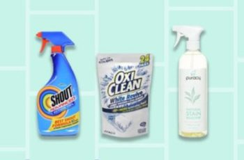 best laundry stain removers