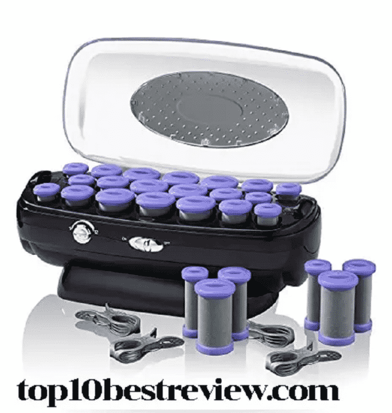 Top 10 Best Hot Rollers For Fine Hair 2020 Reviews