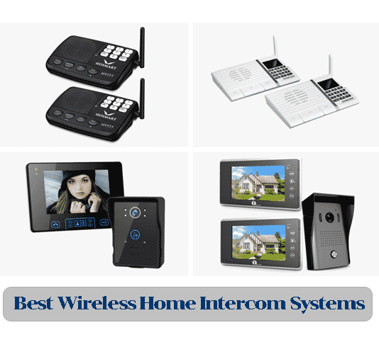 Top 10 Best Wireless Home Intercom Systems