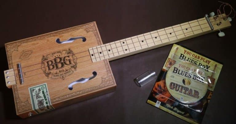 Top 10 Cigar Box Guitar Kits 2020 Reviews