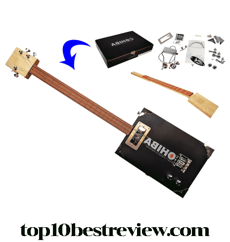 Top 8 Cigar Box Guitar Kits 2020 Reviews