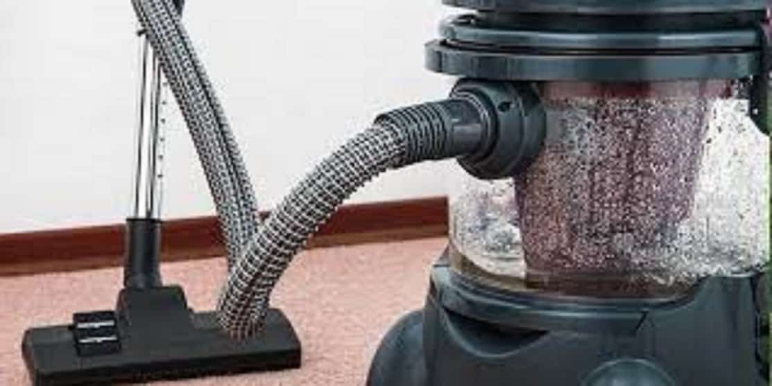 best water filter vacuum cleaner