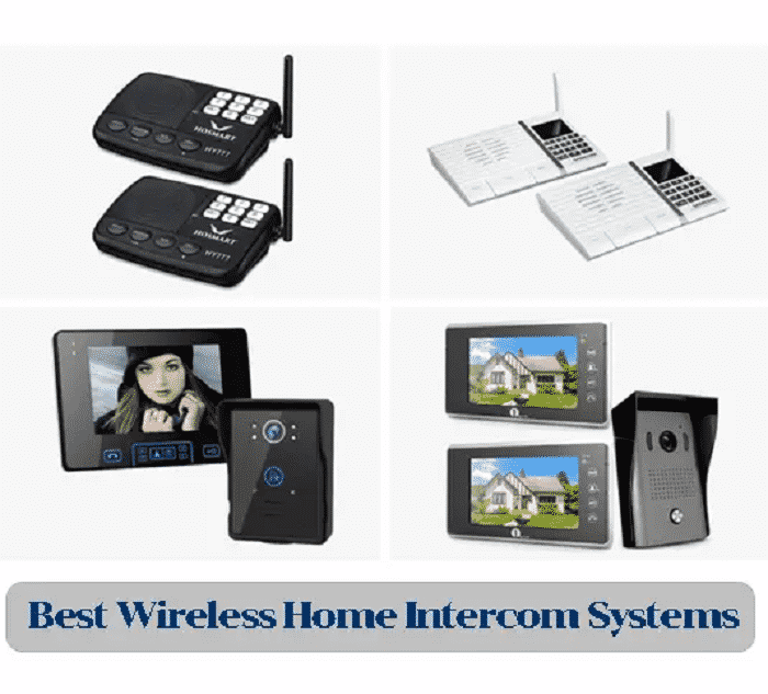 best wireless home intercom systems