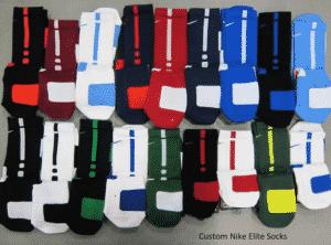 Custom Nike Elite Socks