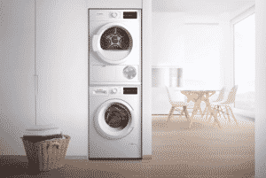 top 10 stackable washer dryers