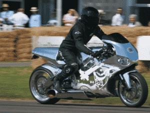 Top 10 Fastest Motorcycles