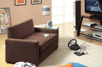 twin sleeper chairs