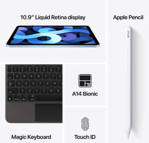 top 10 best features ipad air