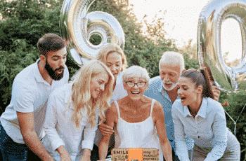 60th birthday gift ideas