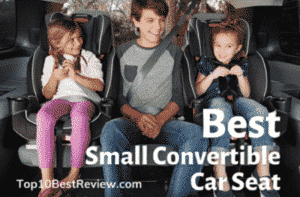 best convertible car seat for small car